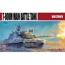 T-80UM1 Main Battle Tank 1/72