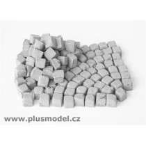 Paving stones, small – granite 1/35