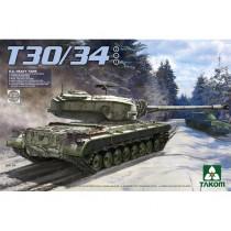 Russian T-55 AM Medium Tank 1/35