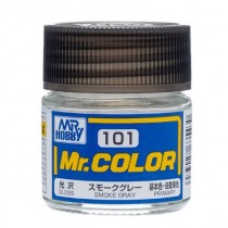 Mr. Color (10 ml) Smoke Gray