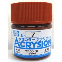 Acrysion (10 ml) Brown