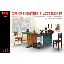 Office Furniture and Accessories 1/35