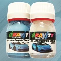 GC-293 Lamborghini Blu Cepheus de Gravity Colors