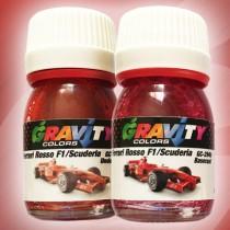 GC-294 Ferrari Rosso Scuderia/F1 de Gravity Colors