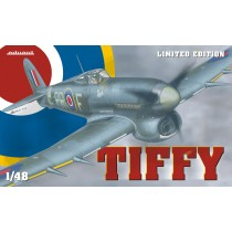 Typhoon Mk.IB Car door Tiffy 1/48