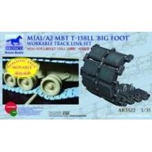 CADENAS M1A1/A2 MBT T-158LL 1/35