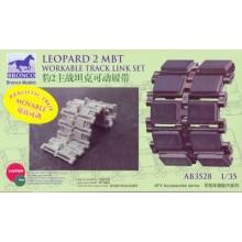 CADENAS LEOPARD 2 MBT 1/35