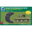 Sherman T62 Workable Track Link Set 1/35