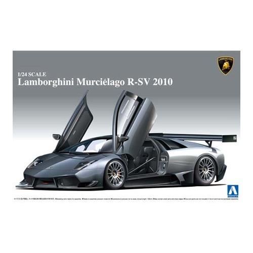 Lamborghini Murcielago R-Sv 1/24