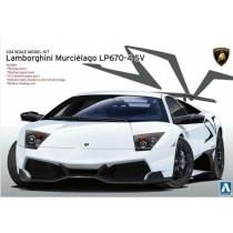Lamborghini Murcielago Lp670-4 Superveloce 1/24
