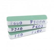 Lija ancha flexible surtida 60/100-240/400-600/1000