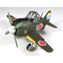 Cute Japanese KI84 Fighter
