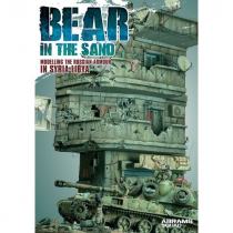 Bear in the Sand: Modelling the Russian Armour in Syria and Libya