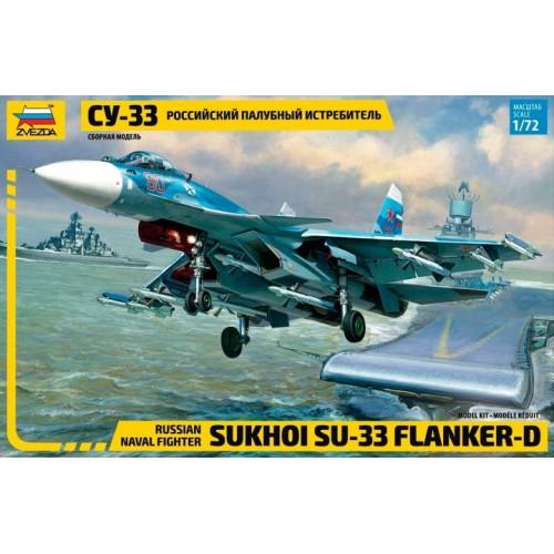 Sukhoi Su-33  1/72