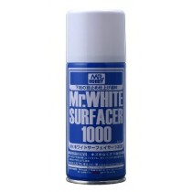MR. WHITE SURFACER 1000 SPRAY 170 ML.