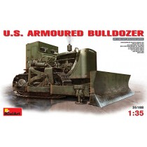 U.S. Armoured Bulldozer 1/35