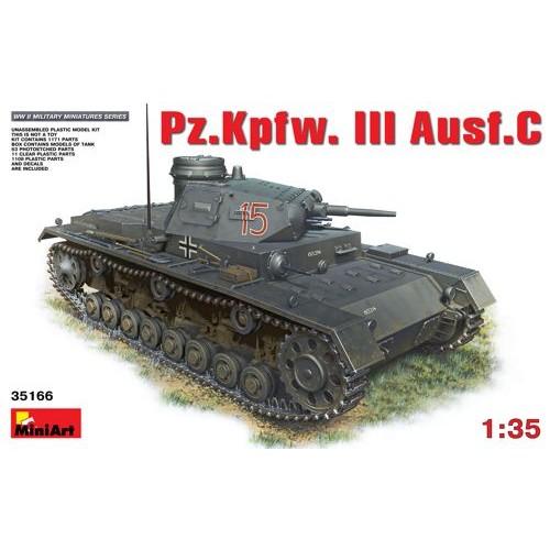 Pz.Kpfw.III Ausf.D 1/35