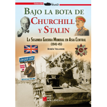 Bajo la bota de Churchill y Stalin