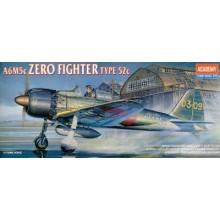 A6M5C ZERO 1/72 ACADEMY