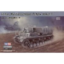 Muntionsschlepper Pz.Kpfw.IV Ausf.F 1/72