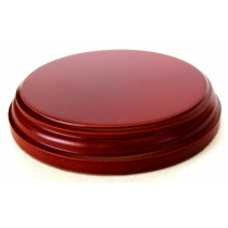 PEANA 20mm Redonda 3,5cm Caoba