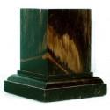 PEANA Pedestal 65mm Cuad. 3x3 Ebano-Ebano