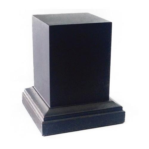 PEANA Pedestal 65mm Cuad. 5x5 Ebano-Ebano