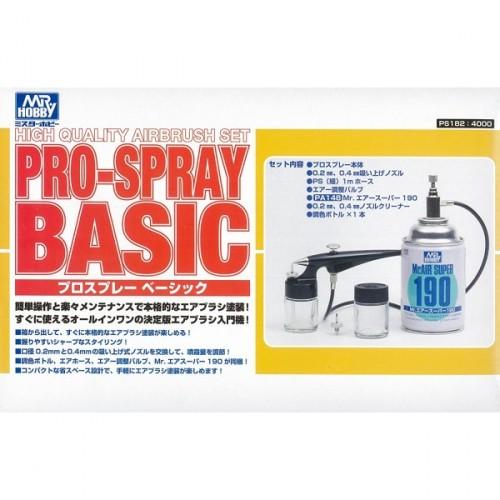PRO SPRAY BASIC (190 ML)