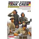 Modern German Tank Crew 1/35