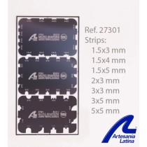 Micro Perfiladoras B / Micro Shapers B, para maderas y plásticos