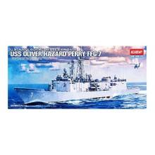 USS Oliver Hazard Perry FFG-7 1/350