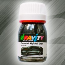 GC-2101 Chevrolet Nightfall Gray de Gravity Colors
