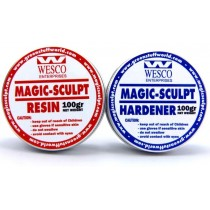 MASILLA MAGIC SCULP 200 GRMS,