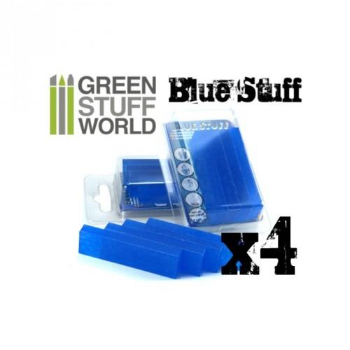 Blue Stuff Reutilizable 8 Barras