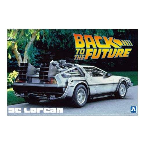 BACK TO THE FUTURE DEROLEAN from PART I 1/24