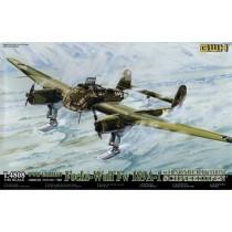"Focke-Wulf Fw-189A-1 with ""Sonderaktion Schneekufen"" 1/48"