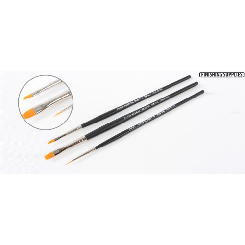 Modeling Brush HF Standard Set