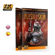 FLESH &SKIN castellano e inglés