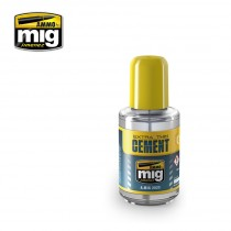 EXTRA THIN CEMENT 30 ML.