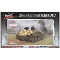 GERMAN BERGEPANZER HETZER EARLY (SPECIAL EDITION) 1/35