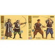 Samurai Warriors 1/35
