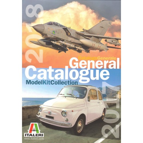 Catálogo Italeri 2015