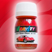 Ferrari Rosso Chiaro Gravity Colors Paint– GC-1104