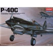 P-40C 1/48