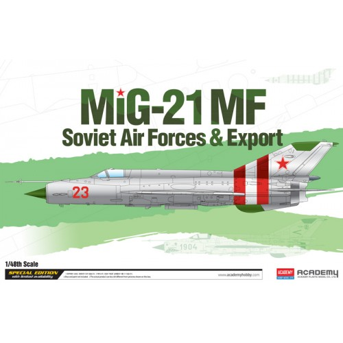 MIG-21 MF 1/48