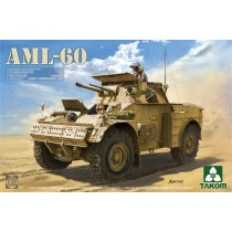 French Light Armoured Car AML-60 1/35