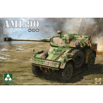 French Light Armoured Car AML-90 1/35