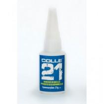 Slow cyanocrilate dry 21 grms.