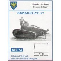 CADENAS RENAULT FT-17  1/35