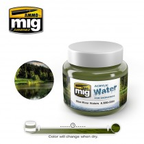 SLOW RIVER WATERS 250ML.